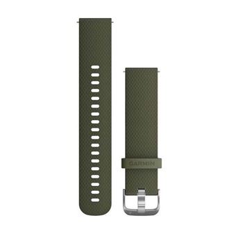 Garmin Armband Silicone Kaki voor Vivoactive 3