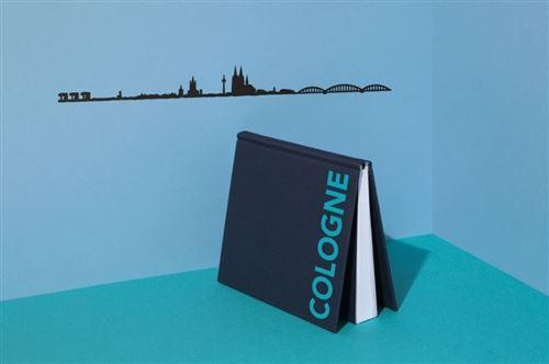 Accessoire de décoration The Line Cologne Noir