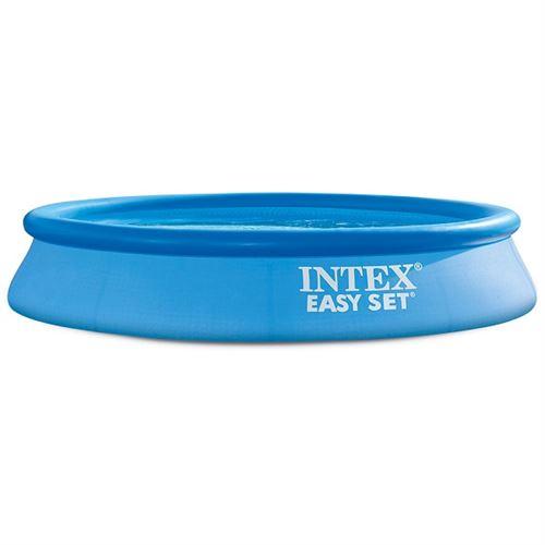 Piscine gonflable Intex Easy Set Bleu