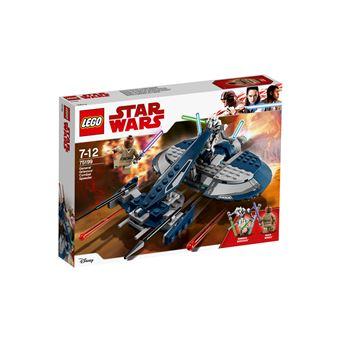 LEGO  75199 GEVECHTSSPEEDER VAN GENERAL GRIEVOUS