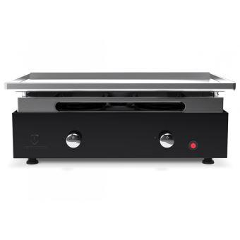 plancha gaz inox massif 2 feux cr ative noir achat prix fnac. Black Bedroom Furniture Sets. Home Design Ideas