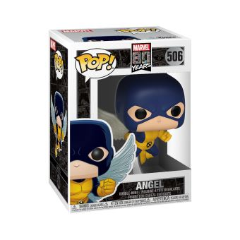 Figurine Funko Pop Angel 80 ans de Marvel