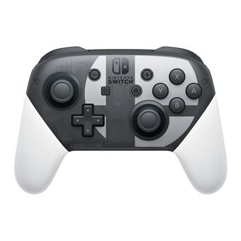 Manette Nintendo Switch Pro Super Smash Bros Ultimate Edition