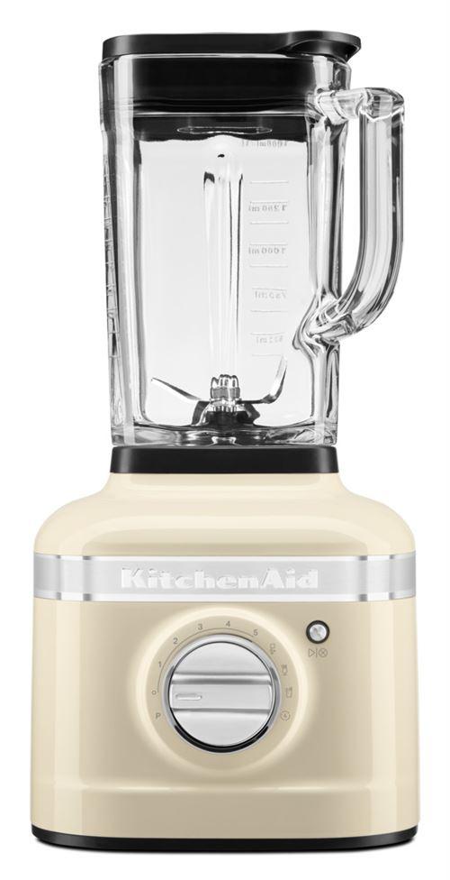 Blender KitchenAid 5KSB4026EAC 1200 W Crème et Noir