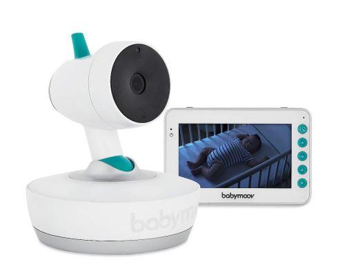 Babyphone Babymoov YOO Moov Vidéo Motorisé 360°