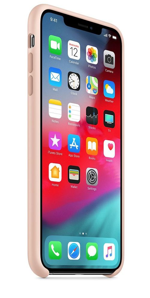 coque rose des sables iphone xs max