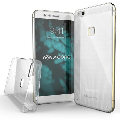 Coque X Doria Defense 360 Transparent pour Huawei P10 Lite