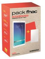 Samsung Pack Fnac Tablette Samsung Galaxy Tab E 9.6 8 Go Blanc...