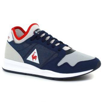 remise spéciale haut de gamme véritable belle et charmante Chaussures Enfant Le coq sportif Omega X GS Techlite Bleues et Grises  Taille 36