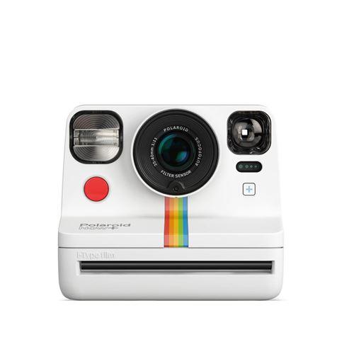 Appareil photo instantané Polaroid Now+ Blanc
