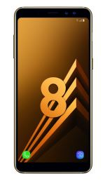 SAMSUNG Smartphone Samsung Galaxy A8 Double SIM 32 Go Or Topaz...