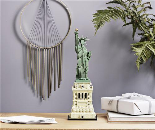 Liberté De Statue La Lego® Architecture 21042 rCxQWBode