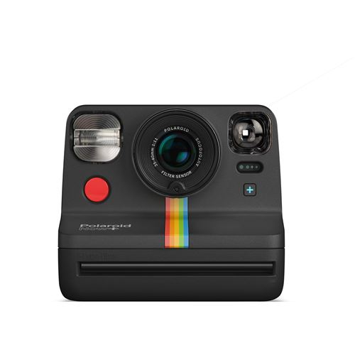 Appareil photo instantané Polaroid Now+ Noir