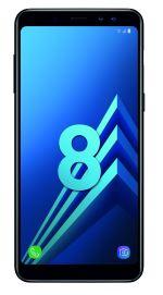 Smartphone Samsung Galaxy A8 Double SIM 32 Go Noir Carbone