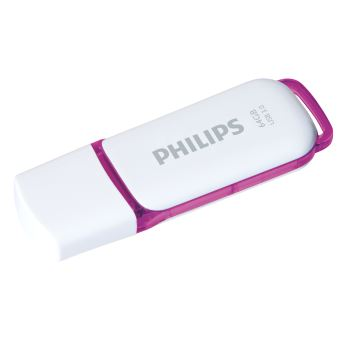 Philips USB 3.0 64GB Snow Edition Grey