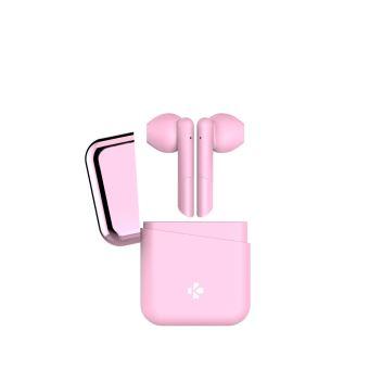 MyKronoz ZePods - Werkelijk draadloze koptelefoon met micro - oordopje - Bluetooth - roze