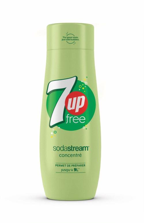 Sirop concentré SODASTREAM 7up Free