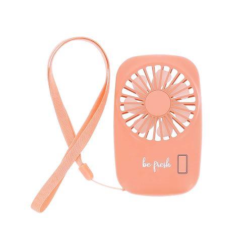 Mini ventilateur rechargeable Corail