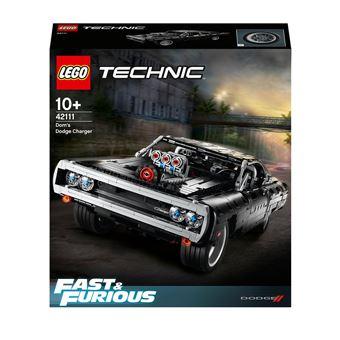 LEGO® Technic 42111 La Dodge Charger de Dom