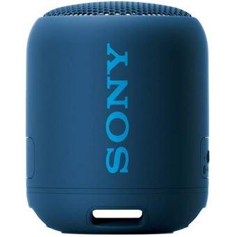 Sony SRSXB12L Extra Bass Wireless Speaker Blue