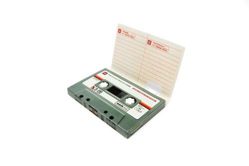 Enregistreur de message Cassette vintage