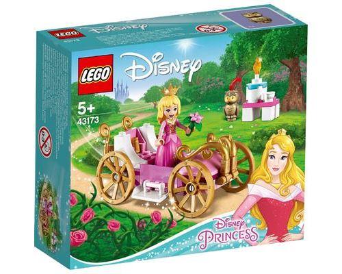 LEGO® Disney Princess™ 43173 Le carrosse royal d'Aurore