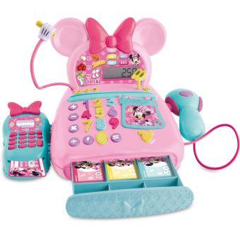 Minnie caisse enregistreuse electronique