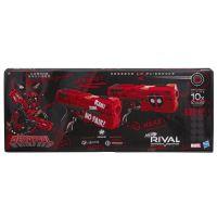 Nerf Rival Kronos XVIII-500 Deadpool et Billes en Mousse Nerf Rival Officielles