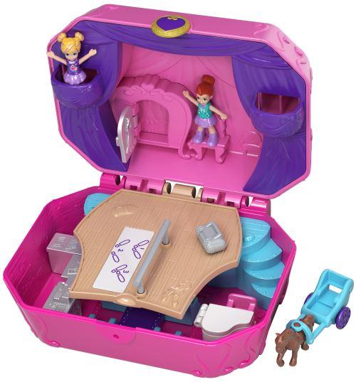 Playset Mattel Polly Pocket La boîte à musique