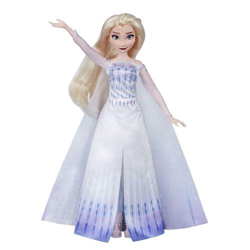Poupée Disney Frozen La Reine des Neiges 2 Anna chantante en tenue de Reine 27 cm