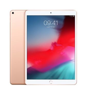 "Apple iPad Air 10,5"" 256 Gb WiFi Goud Nieuw"