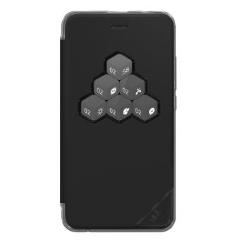 WIKO HARRY BOOKLET COVER BLACK
