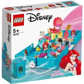 LEGO® Disney Princess™ 43176 Ariëls verhalenboekavonturen