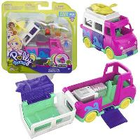 Set de jeu Polly Pocket Camping Car