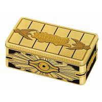 Mega Tin Box Konami Yu-Gi-Oh Le Sarcophage Doré