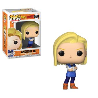 Figurine Funko Pop Animation DBZ S5 Android 18