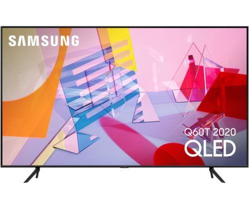 Plus de détails TV Samsung QE75Q60T QLED 4K UHD Smart TV 75'' Noir 2020