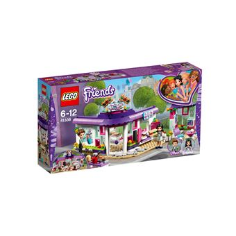 LEGO® Friends 41336 Le café des arts d'Emma