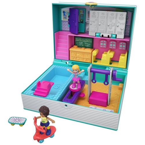 Coffret Polly Pocket Aventures à l'école