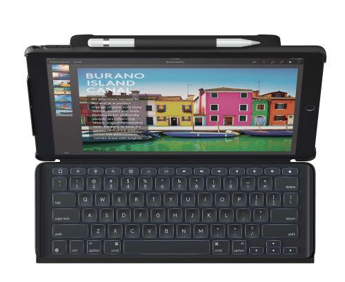 fresh styles buy cheapest price Étui avec clavier détachable Logitech Slim Combo Noir pour iPad Pro 12.9