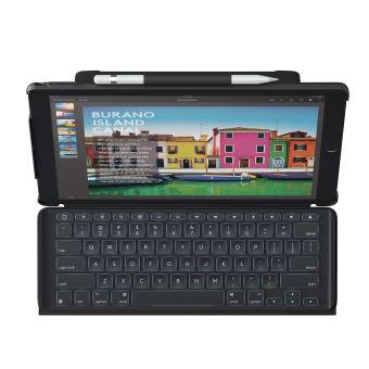 Étui avec clavier détachable Logitech Slim Combo Noir pour iPad Pro 12.9