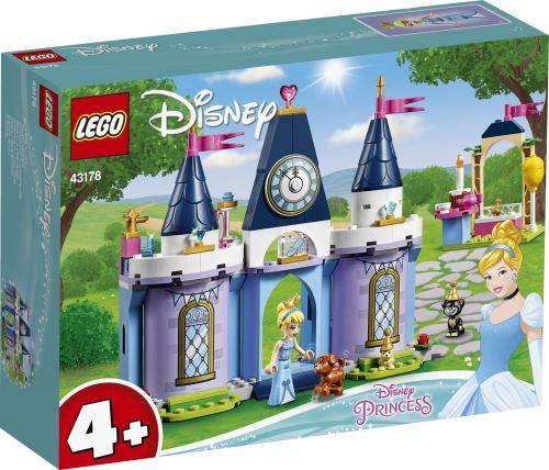 LEGO® Disney Princess™ 43178 La célébration au château de Cendrillon