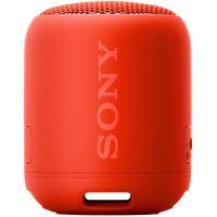 Sony SRSXB12R Extra Bass Wireless Speaker Red