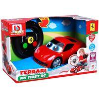 Voiture radiocommandée Bb Junior First Ferrari