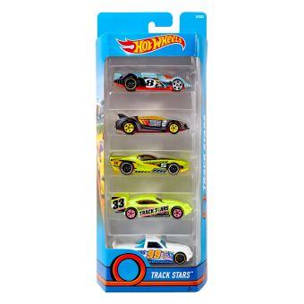 HOT WHEELS - 5 CARS GIFTPACK