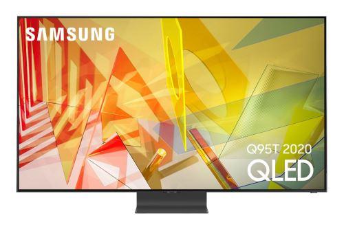 Plus de détails TV Samsung QE75Q95T QLED 4K UHD Smart TV 75'' Gris 2020