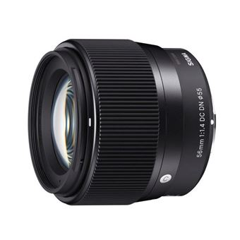 Sigma 56/1.4 DC DN C  FE Lens
