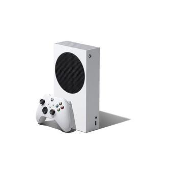 Console Microsoft Xbox Series S Blanc