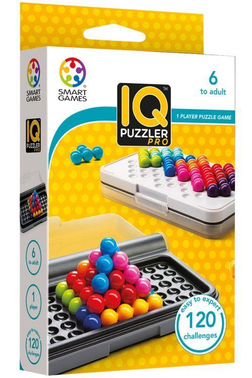 Jeu de réflexion IQ Puzzler Pro Smartgames