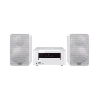 Mini-système CD Hi-Fi Onkyo CS-265 Bluetooth Blanc